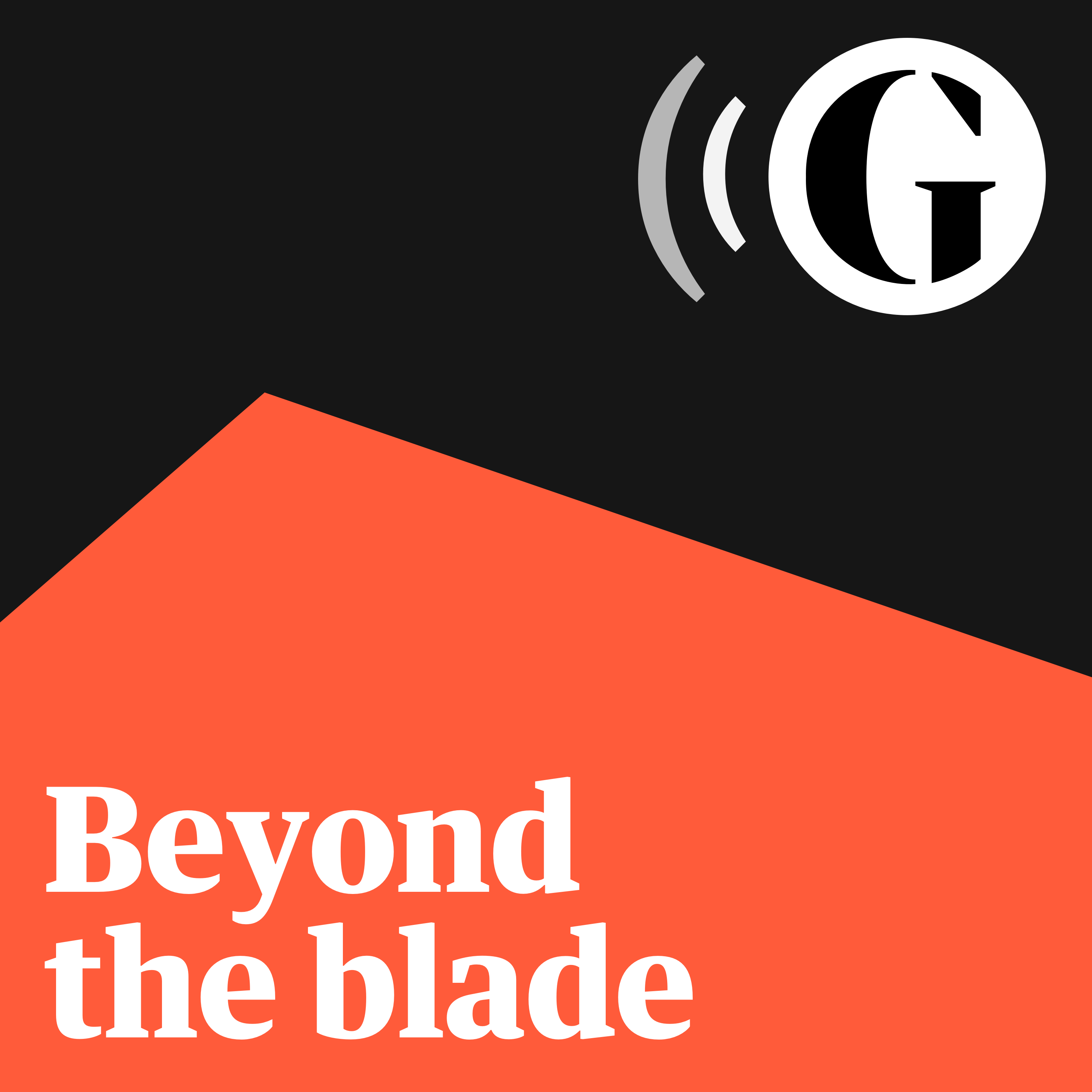 Beyond the Blade Podcast