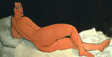 Record breaker: Modigliani