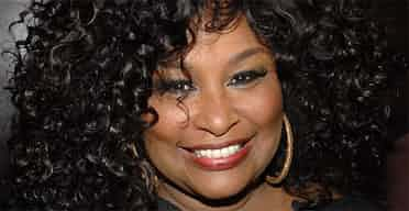 All good ... Chaka Khan after her Broadway debut in The Color Purple. Photograph: Evan Agostini/AP