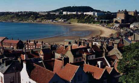 Scarborough – not as parochial as it was before Labour came to power in 1997. Photograph: Guardian