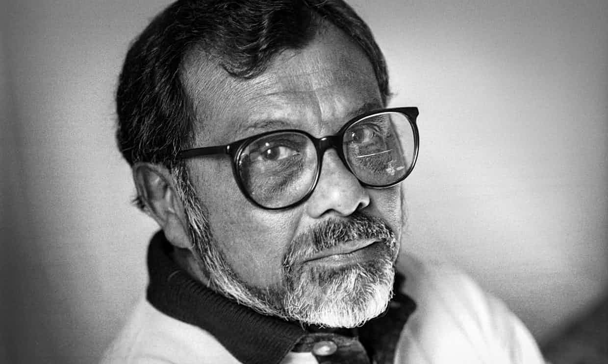 Sivanandan renamed Race, the IRR's journal, Race & Class, to reflect his ideas on institutional racism. Photograph: Jane Bown for the Observer